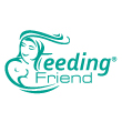 Feeding Friend- The Ultimate, Self-Inflating, Portable, Arm Support Pillow for Bottle or Breastfeeding
